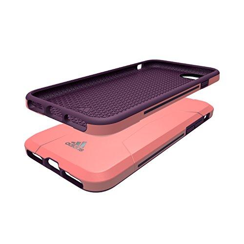Preisvergleich Produktbild adidas Performance Solo Case Handyhülle für Apple iPhone 7 - Tactile Rose
