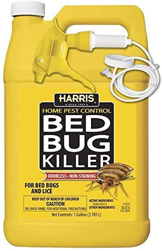 Harris bed bug killer spray