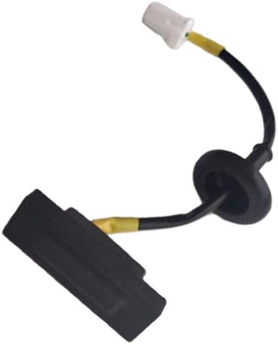 Color : Black XIAOSHI Little Oriental Newcar Coffre arri/ère de d/émarrage Interrupteur de lib/ération de Couvercle de Coffre hayon du Coffre Bouton douverture Fit for KIA Fiert/é 2011-2015 812601W220