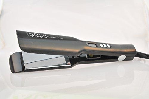Inova Professional Titanium Ultra Pro Flat Iron, 1.75 Inch - US or EU