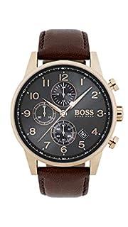 Hugo Boss Herren-Armbanduhr 1513496 (B06XSCY5VZ) | Amazon price tracker / tracking, Amazon price history charts, Amazon price watches, Amazon price drop alerts