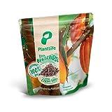 PlantLife Granella di cacao BIO 1kg – pezzetti di fava di cacao Criollo crudo non tostato della foresta pluviale peruviana - 100% riciclabile