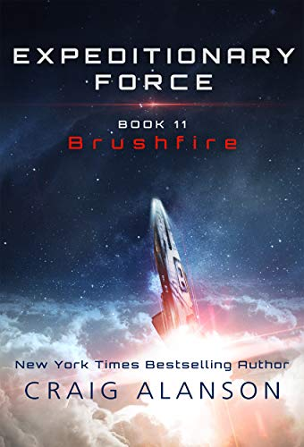 Brushfire (Expeditionary Force Book 11)