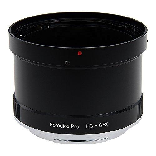 Fotodiox Pro Adaptador De Lentes Compatible con Lentes de Hasselblad V a Cámaras con Montura de Fujifilm GFX G