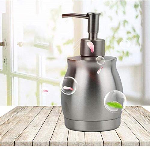 YANTAIAN Botella de Acero Inoxidable Loción Botella de la Mano dispensador de jabón desinfectante de la Mano