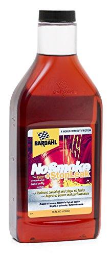 Bardahl 2117 No Smoke + StopLeak - 16 fl. oz.