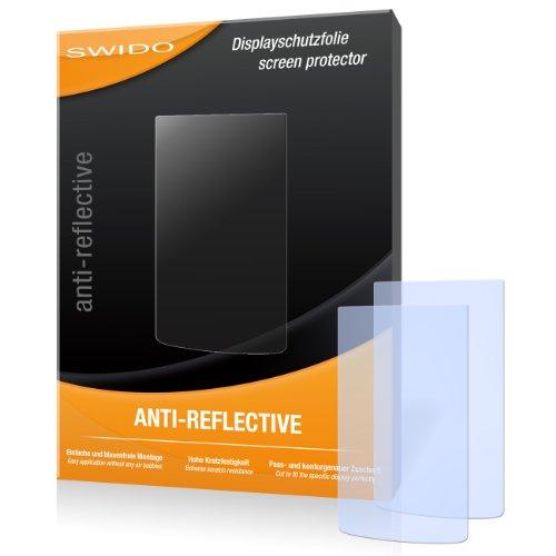 SWIDO Bildschirmschutz für Oppo N1 [4 Stück] Anti-Reflex MATT Entspiegelnd, Hoher Festigkeitgrad, Schutz vor Kratzer/Glasfolie, Schutzfolie, Bildschirmschutzfolie, Panzerglas Folie