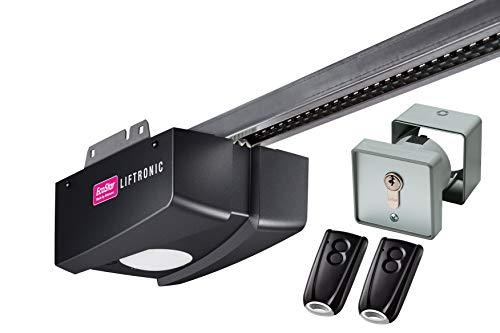 Hörmann Liftronic 500 Garagentorantrieb (500 N, 433 MHz; inkl. 2 Handsender RSC2 + Schlüsseltaster, Edition M ) 436459