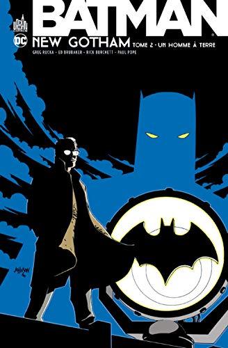 BATMAN NEW GOTHAM Tome 2