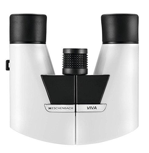 Eschenbach Optik OPTIK Fernglas klein, weiß, VIVA 6X15 NEW