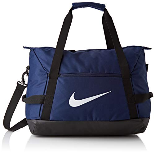 Nike NK ACDMY Team S DUFF - SP20 Gym Bag - Midnight Navy/Black/(White), MISC