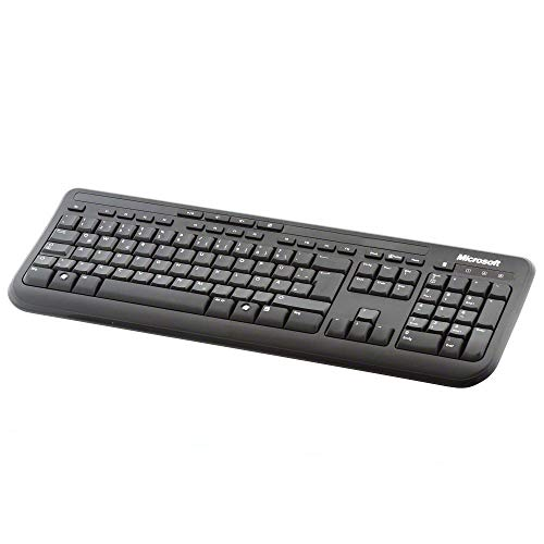 Microsoft Wired Keyboard 600 Bild