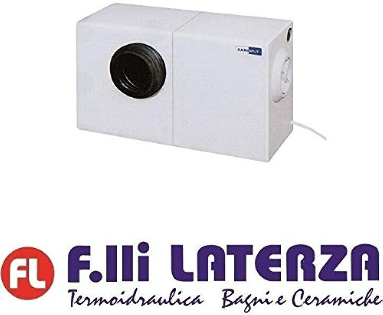 Zerhackerpumpe für Toilette SANISPLIT 3von.BI.TEC