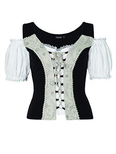 Stockerpoint Damen May2 T-Shirt, Schwarz (schwarz), 46