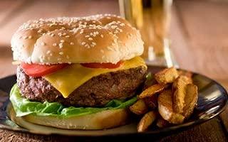 Buffalo 100% Burgers 8 oz. - 12 Packs of 2 - COUNT 24