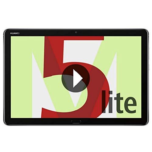 Huawei MediaPad M5 Lite 10' Wifi - Tablet 64GB, 4GB RAM, Space Gray