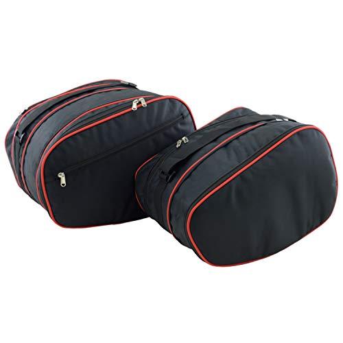Motorradkoffer-Innentaschen (Paar) passend zu Gepäck, Seitenkoffern Honda Deauville NT700V - Nr. 23