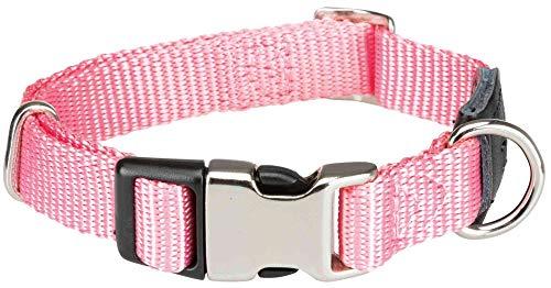 Trixie Premium Halsband S-M 28-40cm / 15mm flamingo Hundehalsband