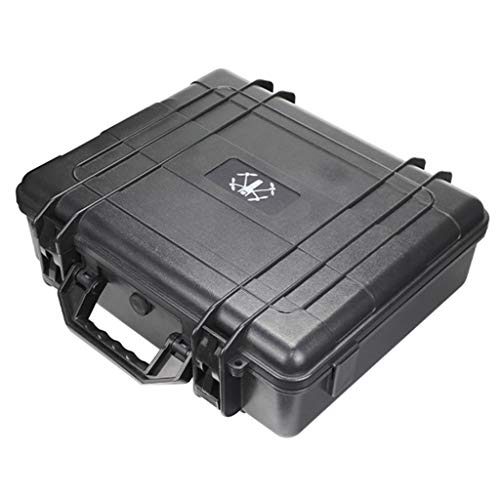 AOIXBCUROC Anafi Hardshell Caso, caja de almacenamiento impermeable Parrot Anafi Maleta cubierta...