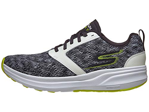 Skechers Go Run Ride 7 Night Owl White/Black 10.5