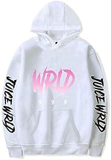 Rapper Juice Wrld Hoodies Men/Women Fashion print pop hip hop style cool Juice Wrld sweatshirt hoody coats Juice Wrld R.I.P.