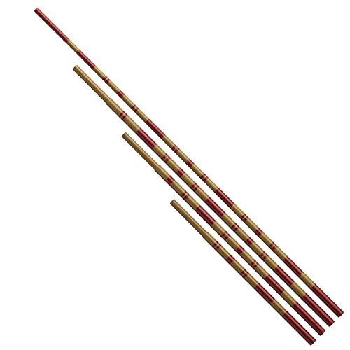 ダイワ(DAIWA) へら(竿掛・玉の柄)ロッド 兆 竿掛 2本物 釣り竿
