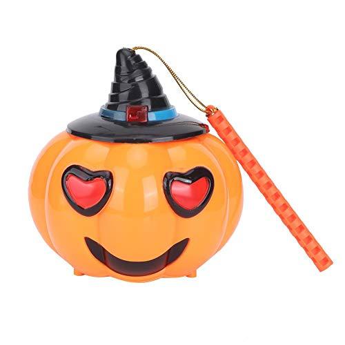 Fdit draagbare halloween pompoen vorm lamp licht voor Halloween-party decoratie levert MEERWEG AANBIEDING