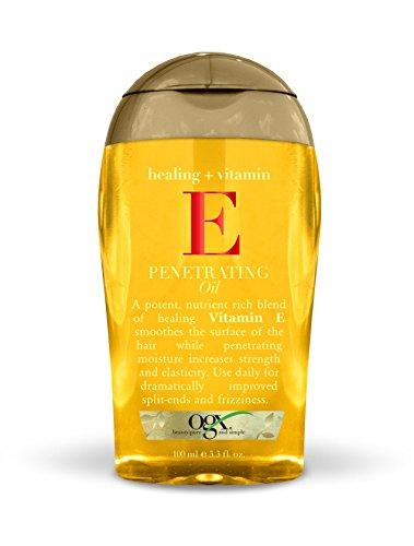 OGX Healing + Vitamin E Penetrating Oil, 3.3 Ounce