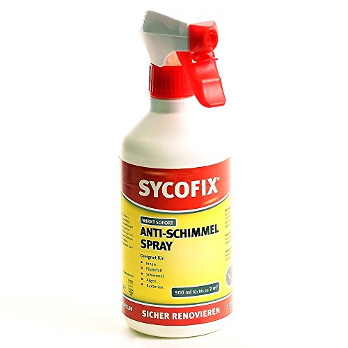 Sycofix Anti Schimmel Stockflecken Bakterien Spray 500ml