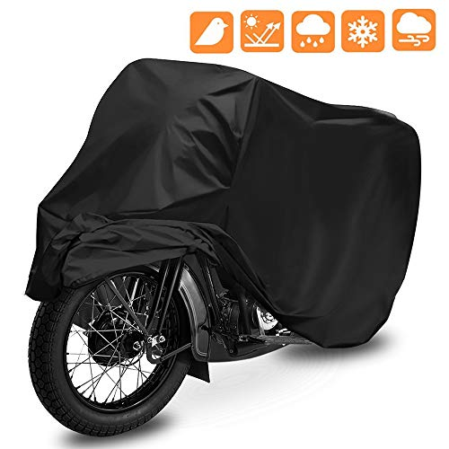 Housse Moto, opamoo Housse de Protection pour Moto...