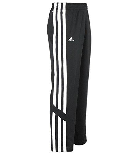 adidas E-Kit Snap Pant Herren Trainingshose Jogginghose Basketball Hose (Schwarz, 3XT (XXXL in Langgröße))