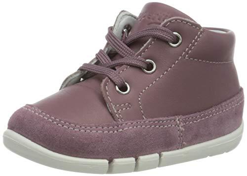 Superfit Mädchen Flexy Sneaker, Violett (Lila 90), 19 EU