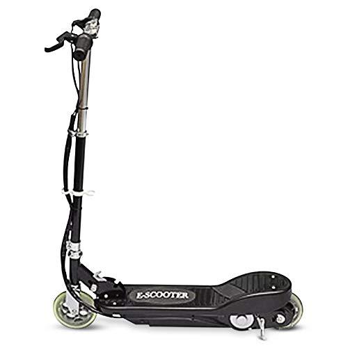 SCIEN elektrische scooter, opvouwbare elektrische scooter, 120W gemotoriseerde fiets Max gewicht 50kg max snelheid bereikt 12km / h, voor volwassenen en tieners