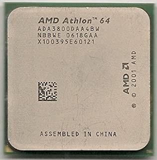 AMD Athlon 64 X2 3800+/2.0g/1mb/socket 939 Dual Core Desktop CPU Ada3800daa5bv