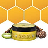 BELLA B Tummy Honey Butter 4 oz 1 Pack - Tummy Butter with Natural & Organic Ingredients - Pregnancy & Baby Safe - Use Daily for Fading Stretch Marks