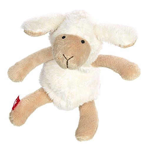 sigikid, Mädchen und Jungen, Stofftier, Mini Schaf, Sweety, Weiß, 38822