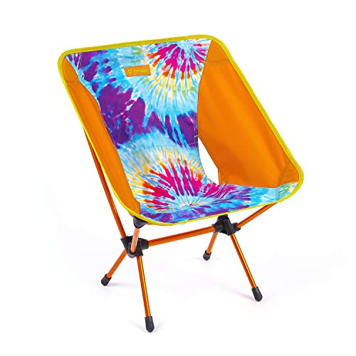 Helinox Chair One Original Lightweight, Compact, Collapsible Camping Chair, Tie Dye
