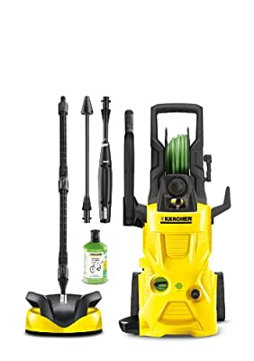 Kärcher K4 Premium Eco Home Water-Cooled Pressure Washer by Kärcher