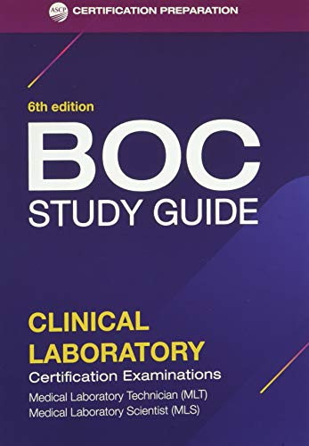 Compare Textbook Prices for Board of Certification Study Guide -- Clinical Laboratory Certification Examinations, Enhanced 6th Edition ISBN 9780891896609 by ASCP Board of Certification