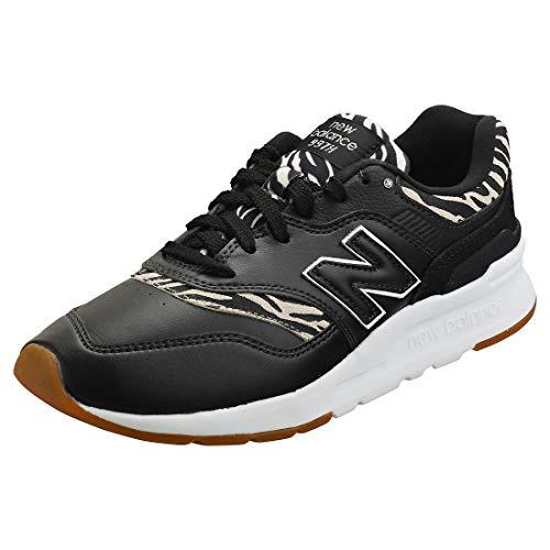 New Balance CW997HCI, Sneaker Mujer, Negro, 36.5 EU