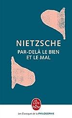 Par-delà le bien et le mal de Friedrich Nietzsche