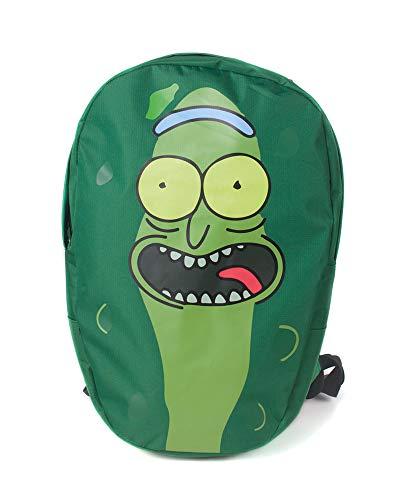 DIFUZED Sac �  Dos Rick et Morty Mochila Infantil  48 cm  Verde  Vert