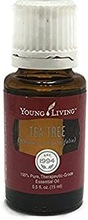 Young Living Essential Oils ~ Tea Tree (Melaleuca Alternifolia) 15ml 100% Pure Theraputic Grade