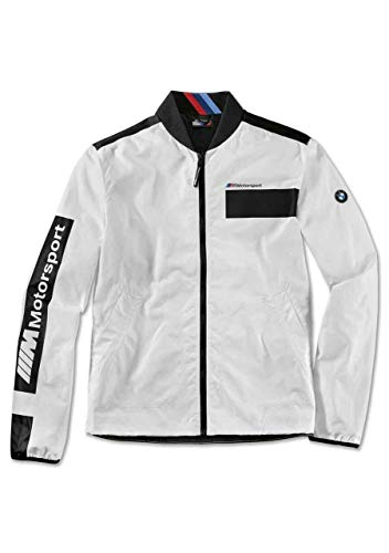 BMW Original M Motorsport Jacke Herren Colour Blocking Design Größe S