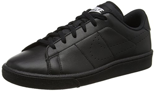 Nike Tennis Classic PRM (GS), Zapatillas de Tenis para Hombre, Negro (Black/Black), 39 EU
