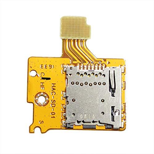 Gintai - Lettore di schede Micro SD per Nintendo Switch Console HAC-SD-01