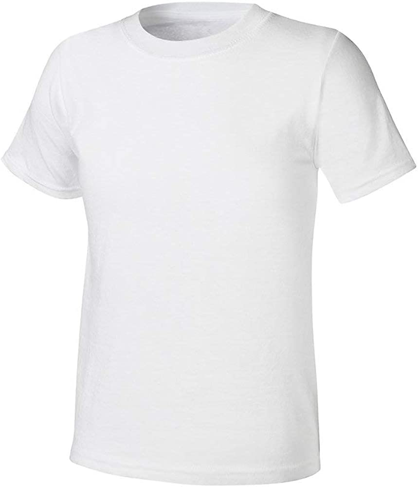 Hanes Ultimate Boys' Lightweight T-Shirts 5-Pack