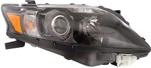 Crash Parts Plus Right Passenger Side Headlight Head Lamp for 2012 Lexus RX350