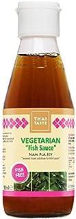 Thai Taste Vegetarian Fish Sauce (Nam Pla Jey) 180ml