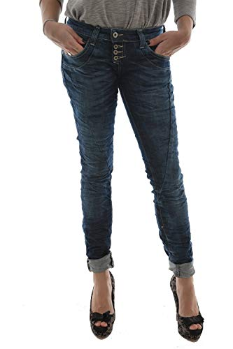 Please Jeans p68c blau Gr. Small, blau